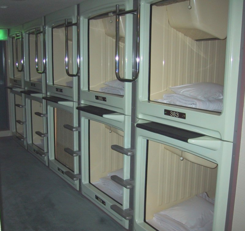 capsulehotel